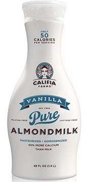 GF Almond Milk
